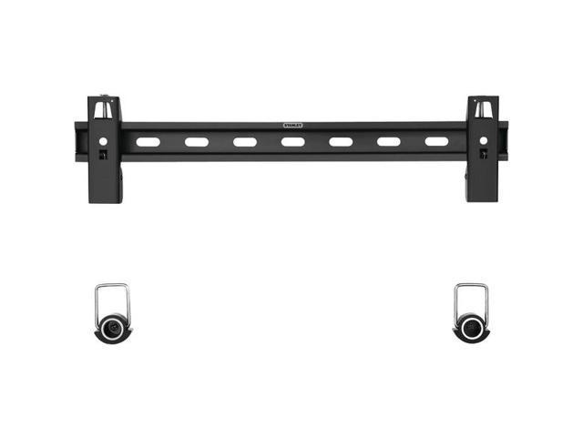 "STANLEY TLS-200S Large Fixed TV Mount for 40""-65"" TV, VESA 600x400, max load 100lbs"