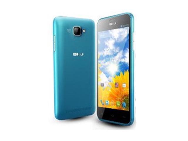 Blu Dash 5.0 D410a Blue 3G Dual-Core 1.3GHz Unlocked GSM Dual-SIM Android Cell Phone