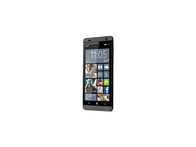 Blu Windows HD W510L White 3G Quad-Core 1.2GHz 8GB Unlocked GSM Windows 8.1 Cell Phone