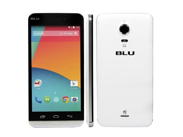 BLU Speed 4.7 LTE Black X120q Unlocked 4G Android 4.7