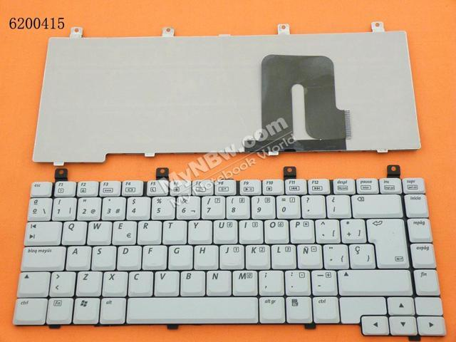 SP Keyboard for HP V4000 GRAY