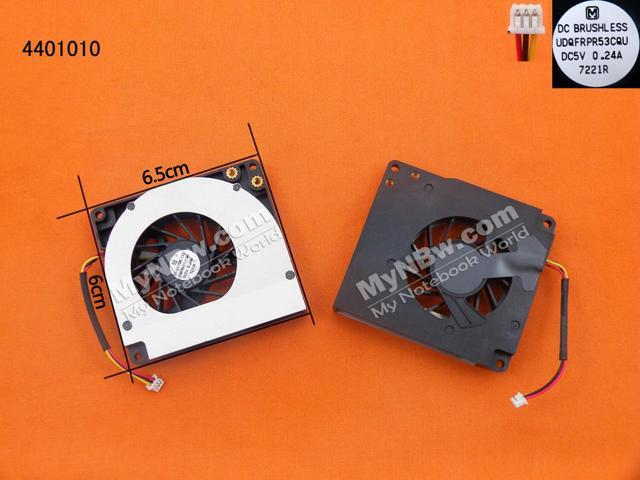 CPU Cooling Fan for TOSHIBA Satellite P100 P105