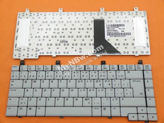 CA Keyboard for HP COMPAQ M2000 M2200 GRAY