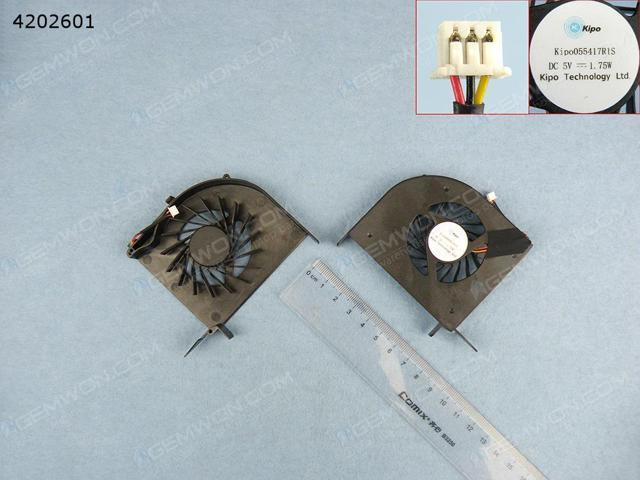 CPU Cooling Fan for HP DV6-2000 (For Intel, 579158-001, version 2)