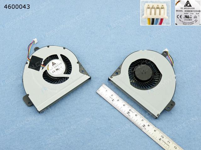 CPU Cooling Fan for ASUS A43