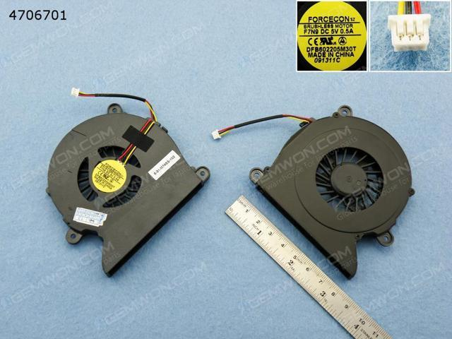 CPU Cooling Fan for clevo m760 m760s FOUNDER S410IG S410 S510 S510IG