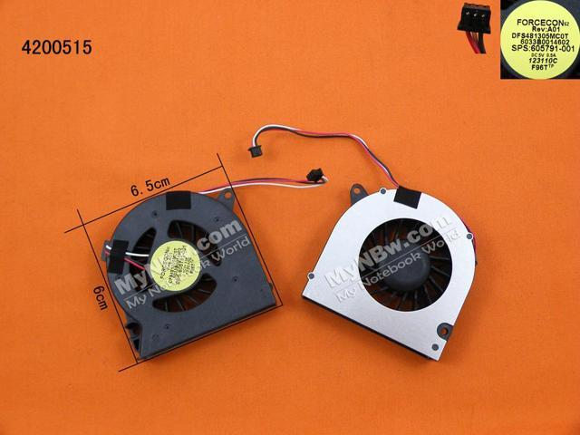 CPU Cooling Fan for HP COMPAQ 515 516