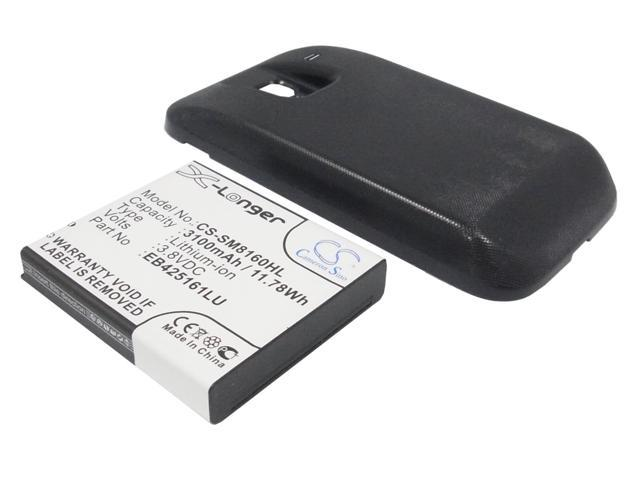 VinTrons 3100mAh Battery For SAMSUNG Galaxy Ace 2, GT-I8160P, Galaxy Ace2, GT-I8160