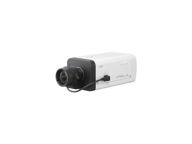 1.3MP/720p HD Fixed Network Camera with JPEG/MPEG-4/H.264, Day/Night and PoE.
