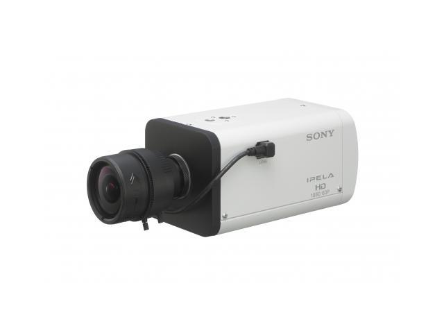 SONY SNC-VB635 Box-type 1080p/60 fps Camera with Half-inch Exmor™ CMOS Sensor Powered by IPELA ENGINE EX™ - V Series, 0fps, DEPA Advanced, SD ...