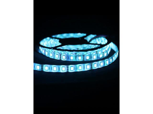 3528 SMD 300-LED Light Blue 5m Flexible LED Strip Lights