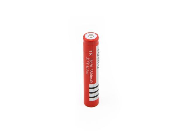 Brand New 18650 3800mAh/ 3.7v Rechargeable Battery