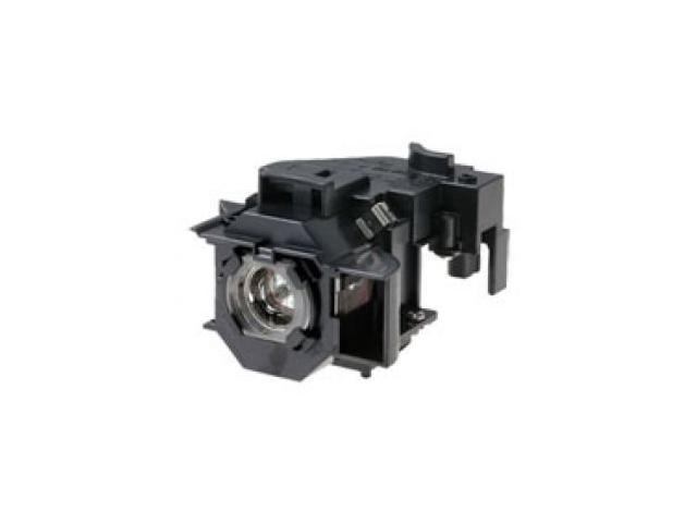 DLT ELPLP43 replacement projector lamp with housing for Epson EMP-TWD10; EMP-W5D