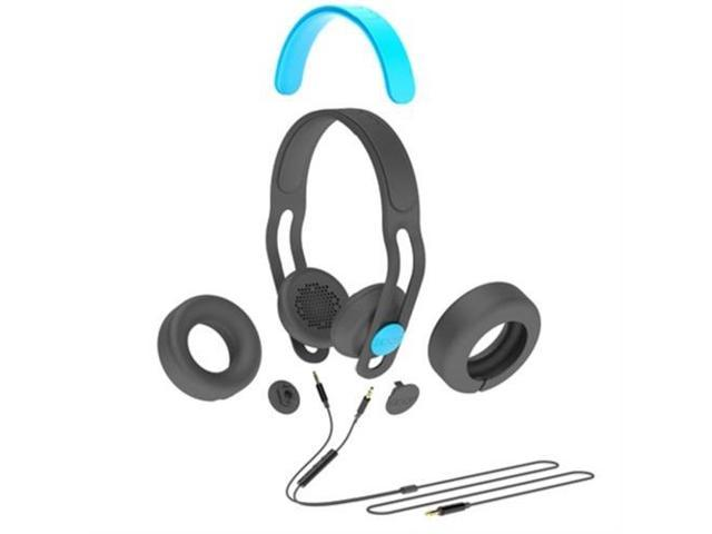 BOOM Swap On/Over Ear Headphones Black