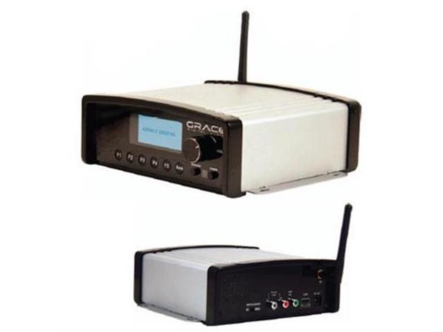 Grace Digital Audio Bus Music Sys Internet Radio