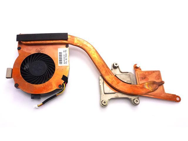 New Laptop CPU Cooling Fan with Heatsink for Lenovo X201 X201I X201T 60Y5422 UDQFVEH23FFD not for X200