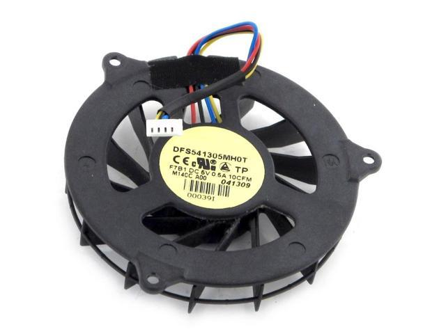 Laptop CPU Cooling Fan for Dell Studio 1535 1536 1537 1555 1556 PP33L Independent graphics