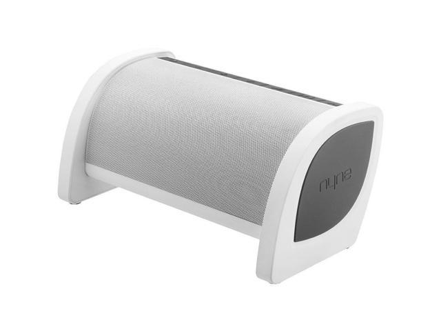 Nyne BASS The Outdoor Performer Bluetooth Speaker White/Grey
