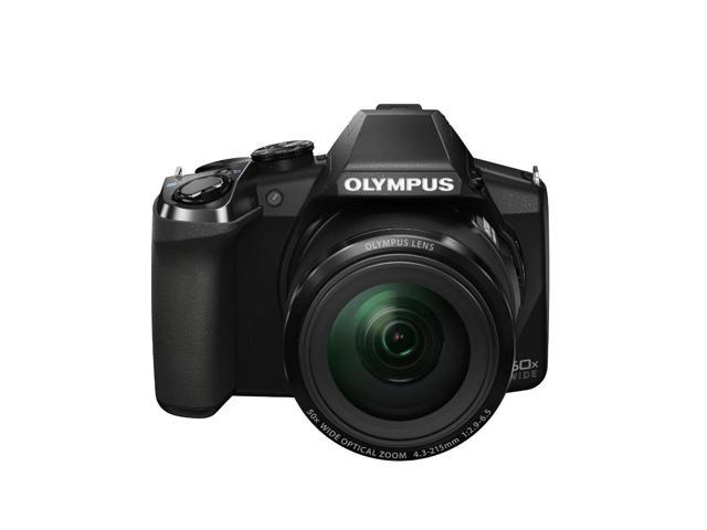 Olympus Stylus SP-100 IHS 16 MP Digital Camera