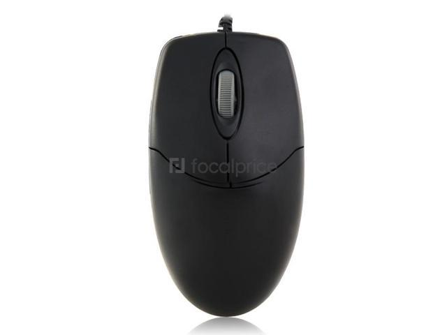 Rapoo M110 1000DPI Optical Mouse (Black)