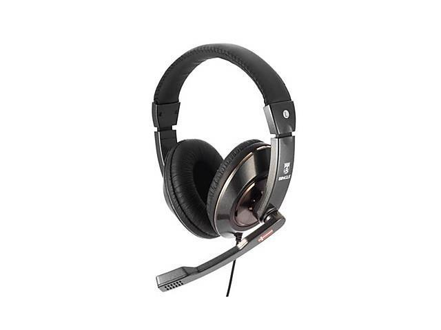 Bingle Noise-Reduction Stereo Headphone with Microphone (Assorted Colors)