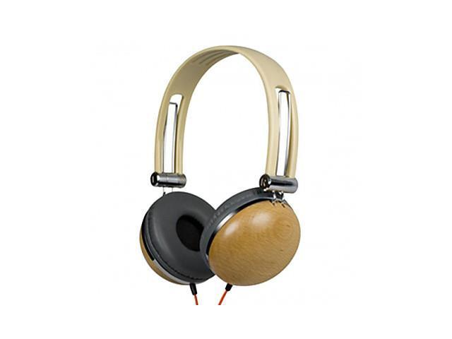 Kanen Premium Wood Monitor DH Headphone with Desktop Mic