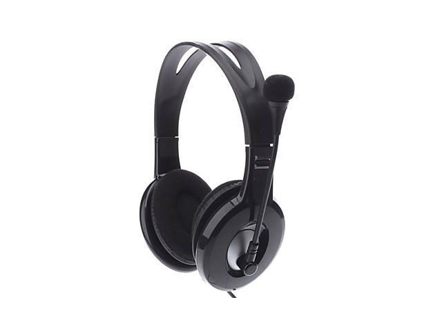 Ovleng Deep Bass Stereo USB 2.0 Headphone with Mic for Gaming & Skype