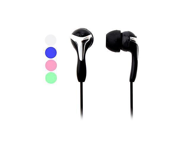 Premium Noise-Cancelling Earphones (Assorted Colors)