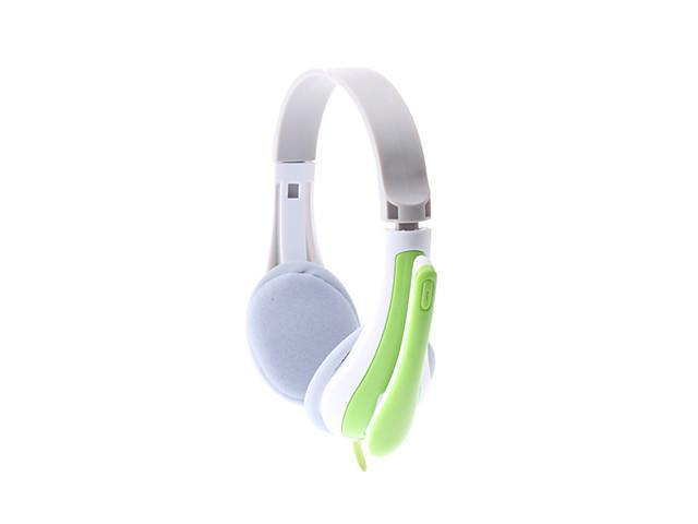 LPS-1010 Deep Bass Comfortable Design Wired Stereo Music Headphone with Mic