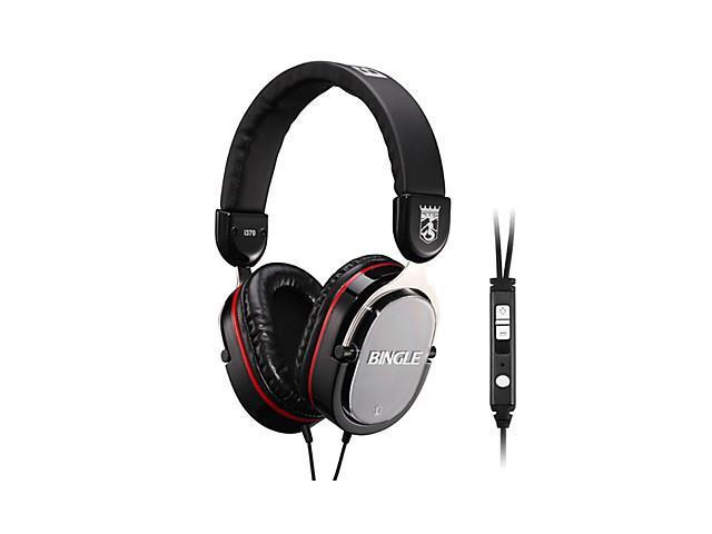 Bingle Comfort Noise-Reduction Stereo Headset with Microphone