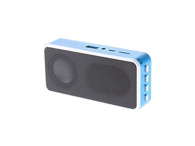 Rechargeable TF Card & USB Flash Stick MP3 Player Speaker with FM