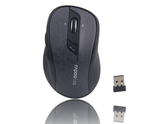 Rapoo 7100P 5G Wireless Optical Mouse Blue