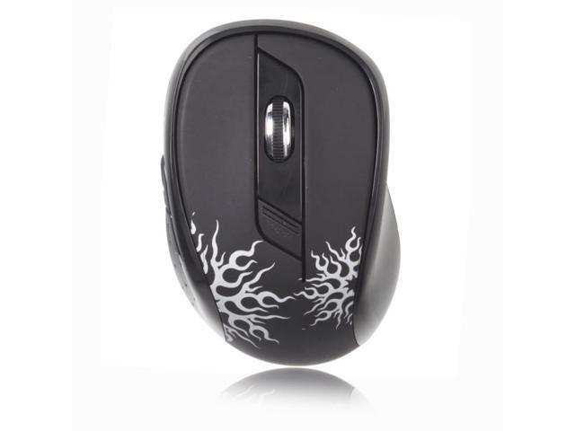 3226 Mini 2.4G Wireless Optical Mouse Black