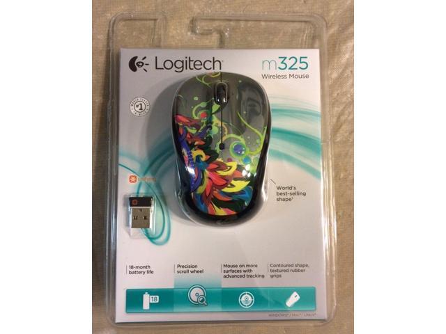Brand New Logitech M325 Wireless Mouse