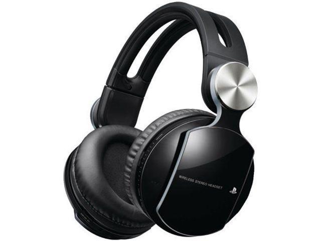 Sony PS3 Pulse Elite Edition Wireless 7 1 Virtual Surround Stereo Headset 711719990376