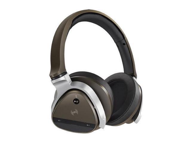 New Creative Audio AURVANA Gold Wireless Headset 40mm Drivers Stereo Headphones