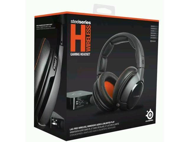 SteelSeries H Circumaural Wireless Headset w/ Dolby 7.1 Surround Sound