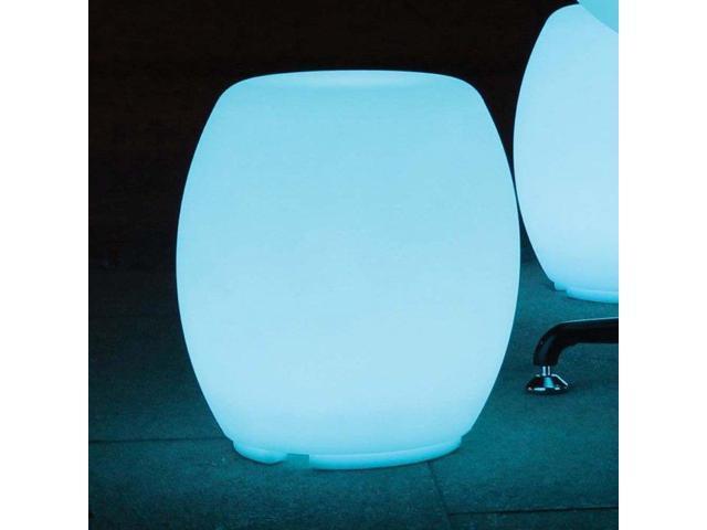 Color Changing Waterproof LED Light - Macau Barrel Stool