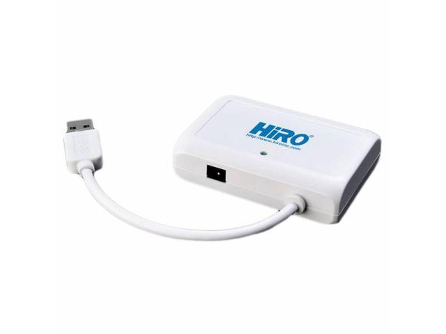 HiRO H50225 USB 3.0 to Gigabit Ethernet Adapter