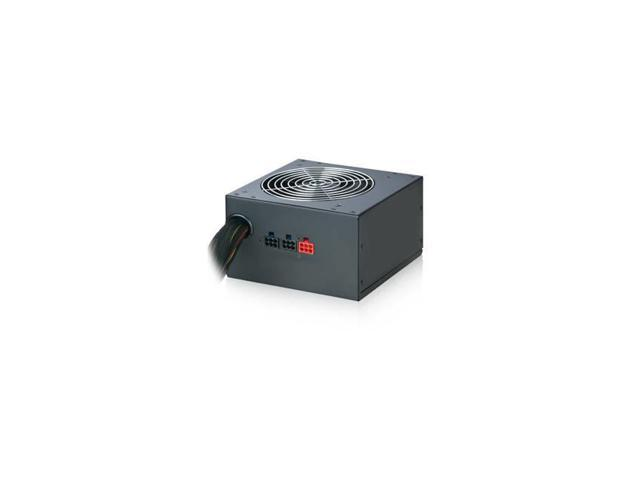 Coolmax Cu-600B 600W 120Mm Silent Fan Semi-Modular Power Supply
