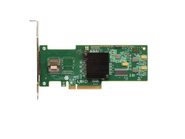 Megaraid Sas Lsi9240-4I 4-Port 6Gb/S Pci-Express Sata/Sas Single Raid Controller, Retail