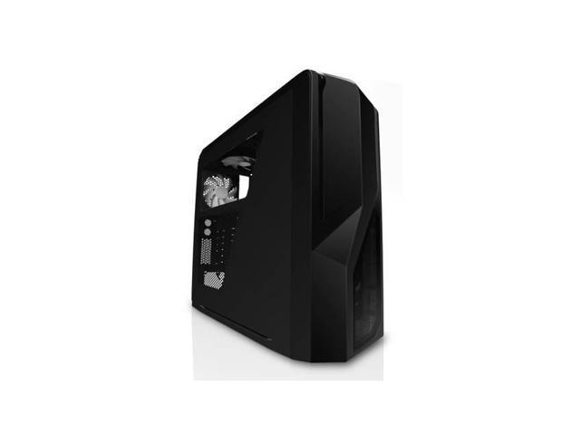 Phantom 410 No Power Supply Atx Mid Tower Case (Black)