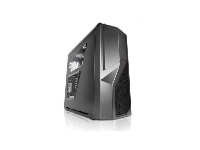 Phantom 410 No Power Supply Atx Mid Tower Case (Gunmetal)