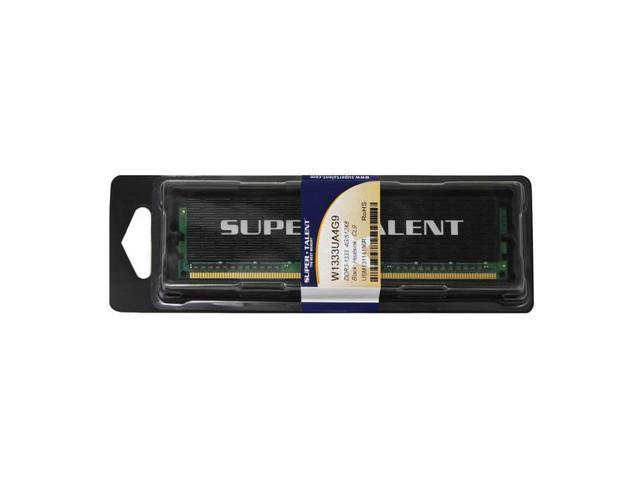 Ddr3-1333 4Gb/512Mx8 Cl9 Memory W/ Heatsink