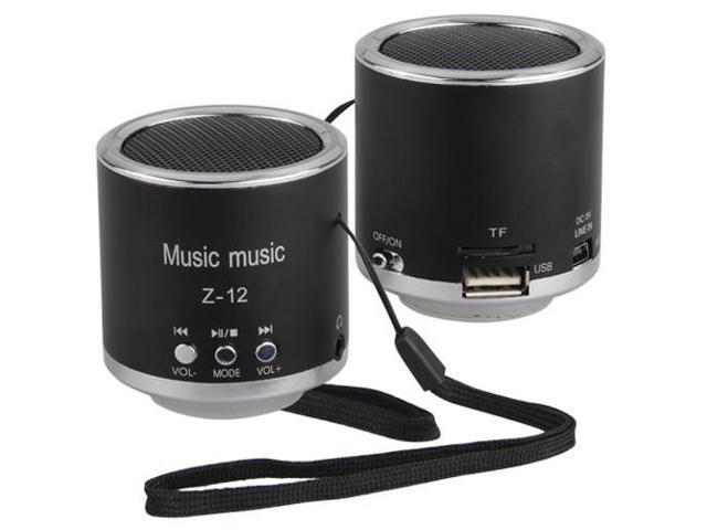 Mini Portable Rechargeable Audio Speaker Radio for IPOD MP3 MP4