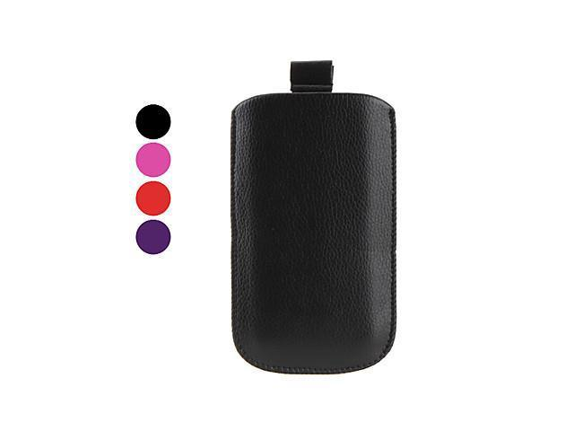 Simple Style PU Leather Pouches for Samsung Galaxy S2 I9100 (Assorted Colors)