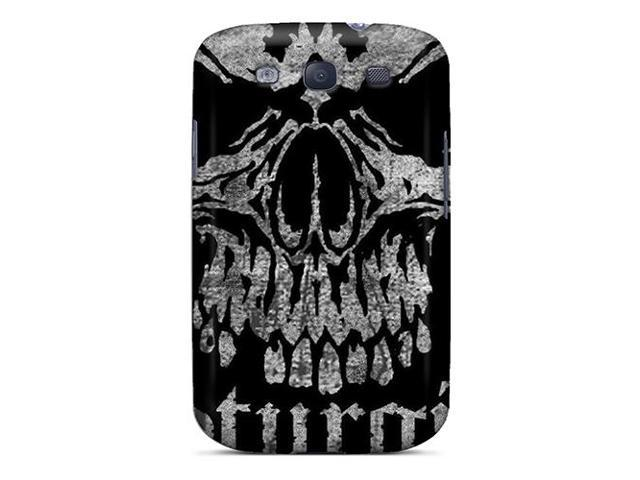 [aTMDV12352LwwiS] - New Skull Protective Galaxy S3 Classic Hardshell Case