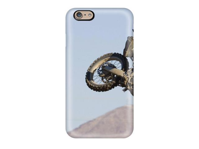 New Arrival Case Cover With Rezjj1323LCfLq Design For Iphone 6- Dirt Bike