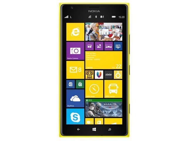 Nokia 1020 Yellow 32gb Factory Unlocked International Version Rm-875 3g: Hsdpa 850 / 900 / 1900 / 2100 4g: LTE 800 / 900 / 1800 ...