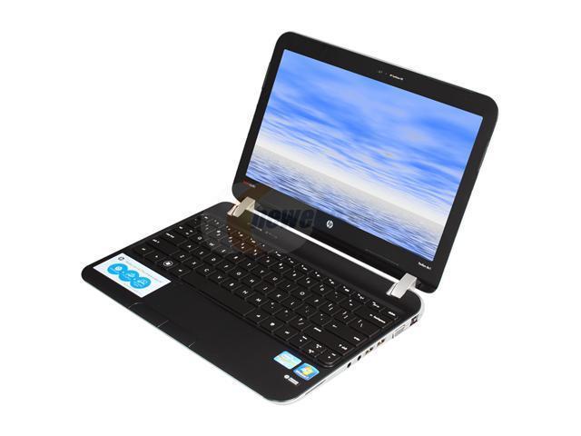HP Pavilion DM1-4170us Intel Core i3-2367M 1.4GHz 11.6